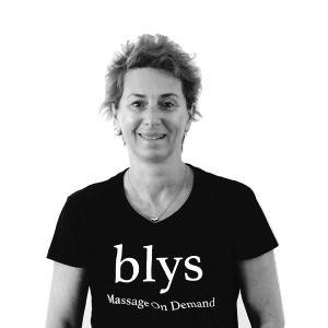 Mobile Massage Therapist Sydney - Karen H - BW