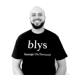 Mobile Massage Therapist Sydney - Joe - BW