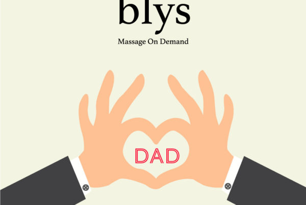 Massage Gift Vouchers - Fathers Day Sydney