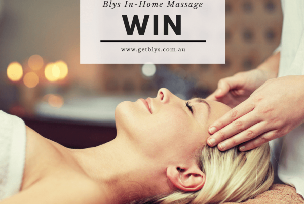 Win Blys Massage At Home Sydney Melbourne