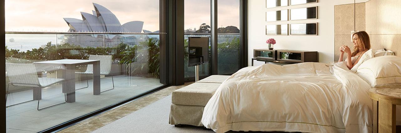 hotel massage service sydney - park hyatt sydney