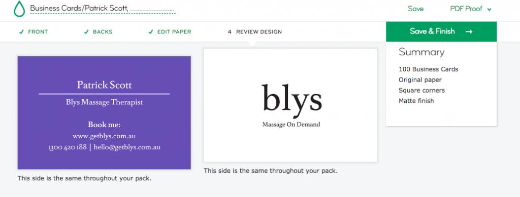 review design