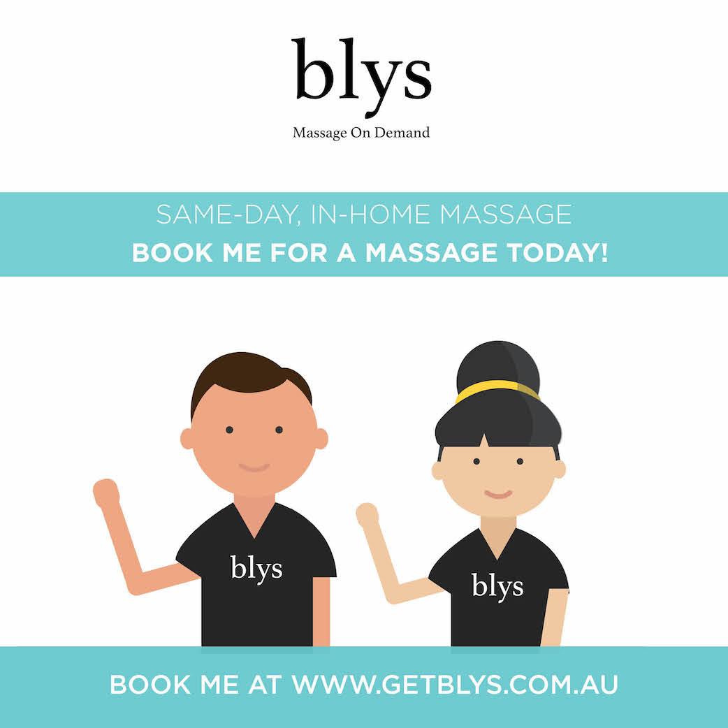 Massage therapist marketing kit - Blys image 1