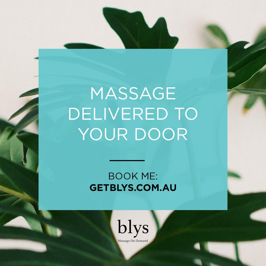 Massage therapist marketing kit 2 - Blys