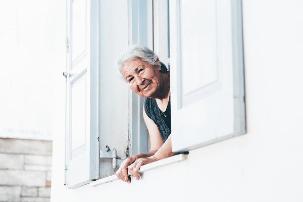 community massage - aged care
