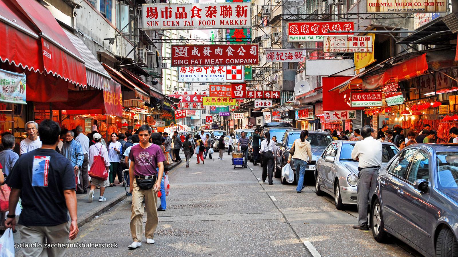 Wan Chai markets | RISE 2018 Blys
