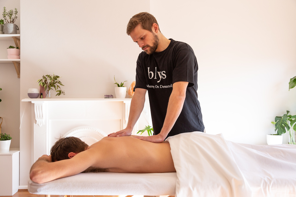Swedish relaxation massage