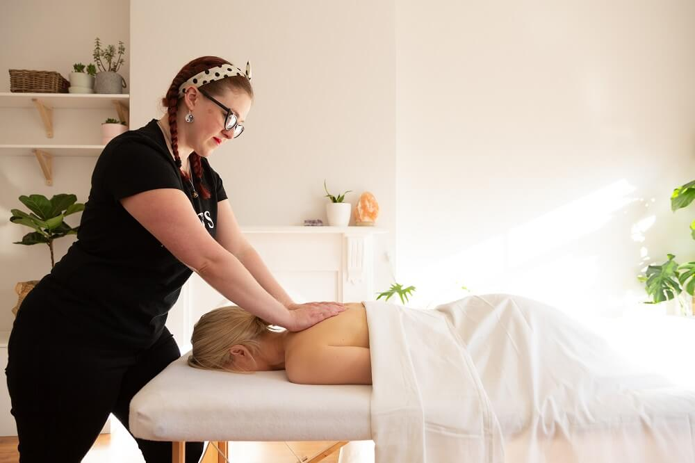 aged care massage