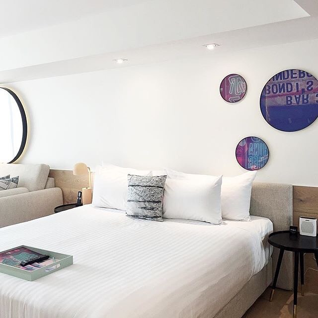 QT Hotel Bondi and Blys Massage