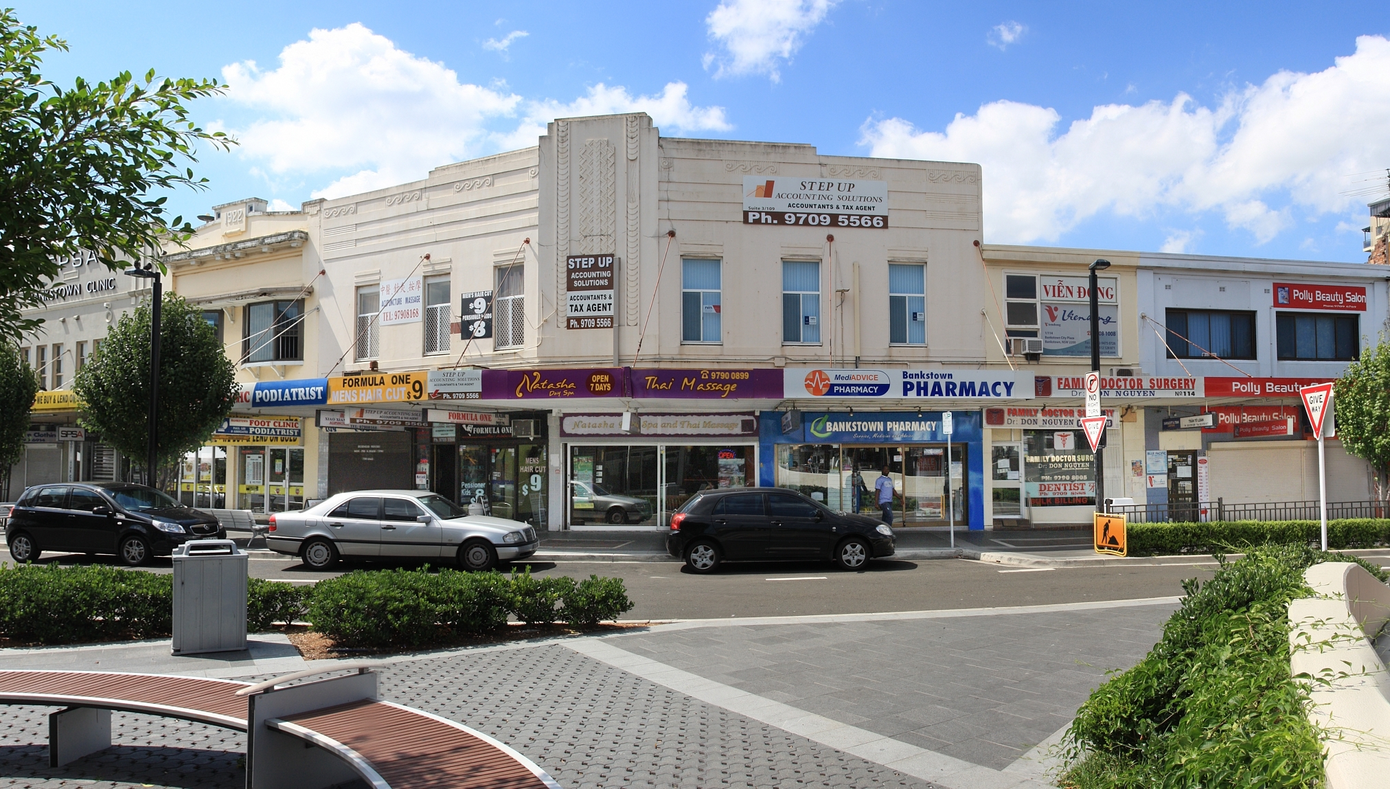 mobile massage Bankstown