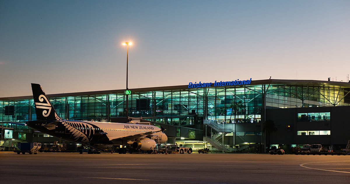 mobile massage Brisbane Airport