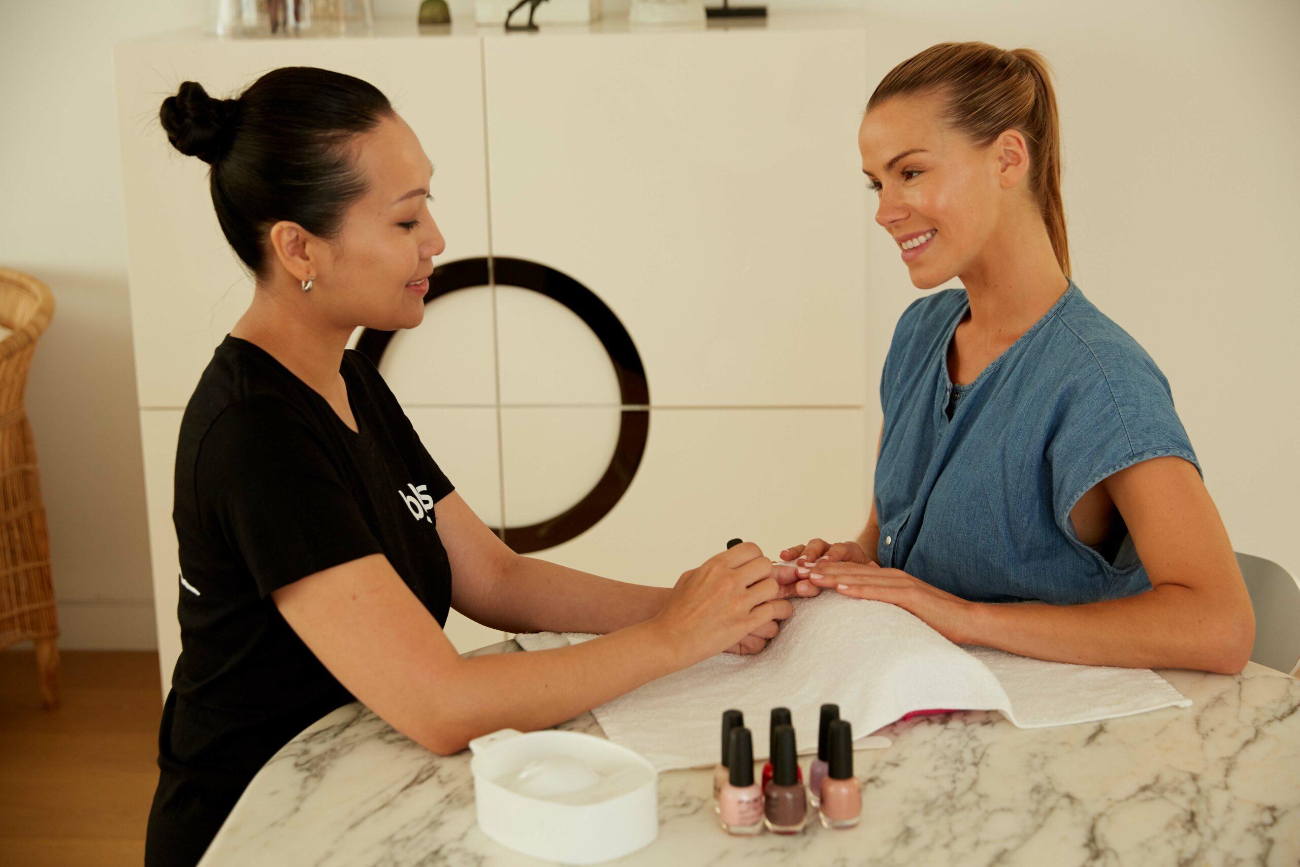 mobile manicure